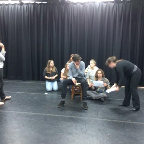 Young Actors Group Bhasvic