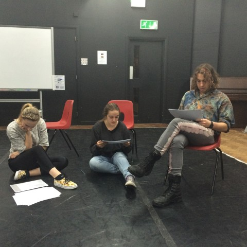 Young theatre group brighton