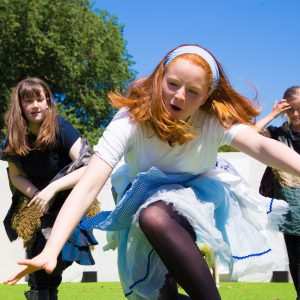 The Tempest @ Brighton Open Air Theatre – The Young Actors Group Summer Workshop